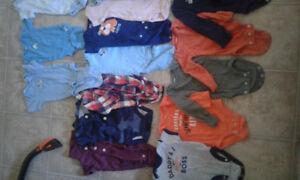 Baby Boy Newborn clothes!!
