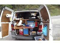 Mercedes 108 CDI Vito Touring Camper