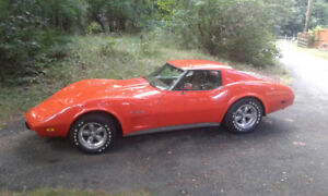 1975 Corvette stringray