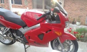 Honda VFR Lewisham Sorell Area Preview