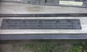NEW SILL PLATE COVERS KICK PANELS 11-16 FORD F250 f350 f450 f550 Peterborough Peterborough Area image 2