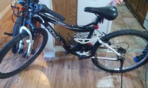 IRONHORSE mountain bike ...excellent condition. .75 takes it