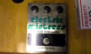 Electric Mistress Flanger/Filter Matrix from 70's