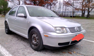 2003 vw jetta TDI 5spd LOW KM, leather seats, TIMING BELT JOB