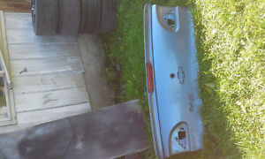 Cavalier body parts,  2 back bumper, Trunk and front bumper Cornwall Ontario image 1