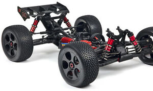 Arrma Talion 1/8 RC Car New Black motor/ESC Windsor Region Ontario image 4