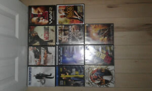 Dvds  $3 each PICK UP ONLY