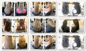 HAIR EXTENSIONS*Russian Fusion-GUARANTEED for Up to 1 YEAR Peterborough Peterborough Area image 6
