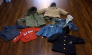 Boys coats $15 for all