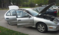 Low KMS 2001 Pontiac Sunfire
