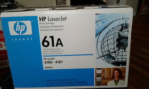 Hp LaserJet print cartridge 61A