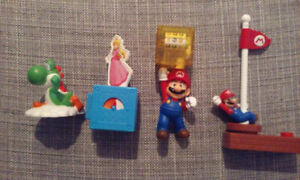 Collection 2018 Figurines Super Mario Bros. à vendre ou échanger
