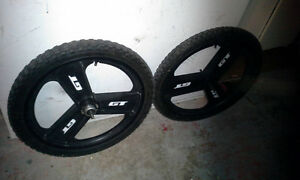 GT old school bmx 20 mags