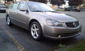 2006 Nissan Altima S.E Berline