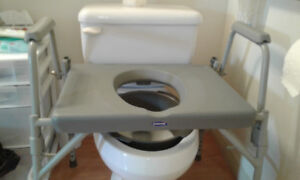Commode for Large Person