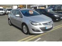 2013/63 Vauxhall Astra 1.7CDTi 16v ecoFLEX ( s/s )Exclusiv