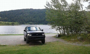 1997 Ford Expedition XLT SUV, Crossover