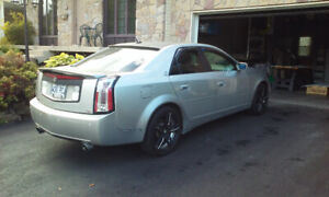 2006 Cadillac CTS Limited edition Berline