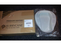 HEAVY DUTY PLASTIC BED PAN - NEW WITH ORIGINAL BOX