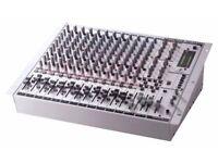 beringer eurorack 2642 a mixer