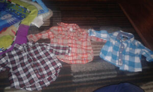 Baby Boy 3-6 month clothes!