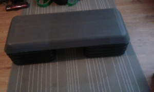 Stepper w/extra stack $50 OBO