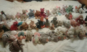 TY Beanie Babies (I have about 60 or so)