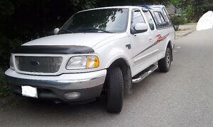 2003 Ford F-150 Pickup Truck