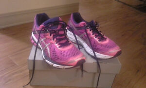 $60 or best offer... Running shoes - ASICS GT1000 4