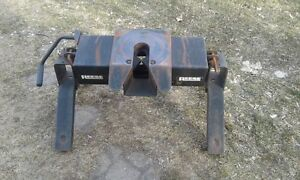 5th Wheel Hitch and Truck Tailgale