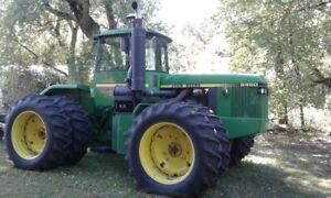 1983 8450 JD Tractor
