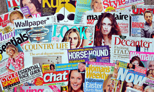 Looking For Magazines!