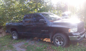 Parting out 03 dodge RAM 4x4 5.9 motor