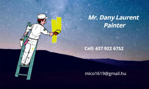 Paint, Cleaning, move in-out help services