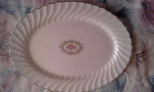 English China Serving Platter for Sale