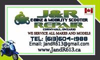 E-Bike & Mobility Scooter Repair