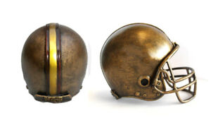 NFL CLEVELAND BROWNS COLLECTABLE HELMET
