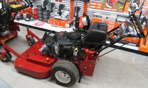 Attention landscapers! Mowing equipment at clearance prices