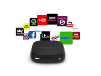 Turn your basic TV in to a smart TV in minutes with this SMART TV BOX!