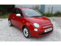 2014 FIAT 500 COLOUR THERAPY HATCHBACK PETROL