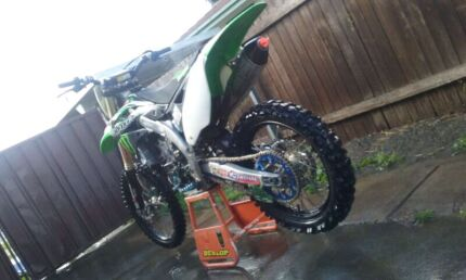 Worked kx 450 5k or swaps Scone Upper Hunter Preview