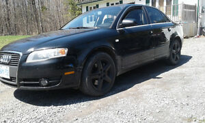 2006 Audi A4 Quattro Fully Loaded Sedan
