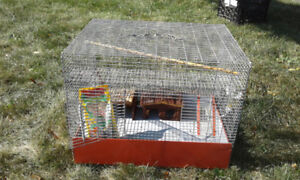 Cage for Hamster/Rabbit/Small Animal