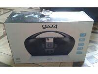 Gear 4 Portable speaker system.