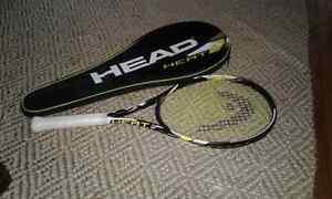 "Head ""Heat"" Tennis Racket"