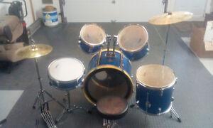 Set de drum 9 pieces
