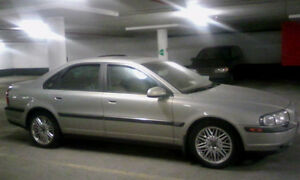 2000 Volvo S80 leather Sedan