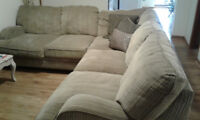 Corner couch for sale great condition