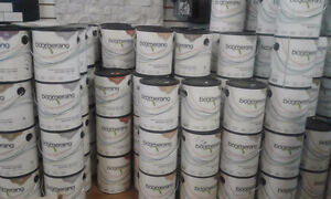 GALLONS OF PAINT