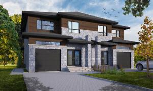 Maison neuve à louer